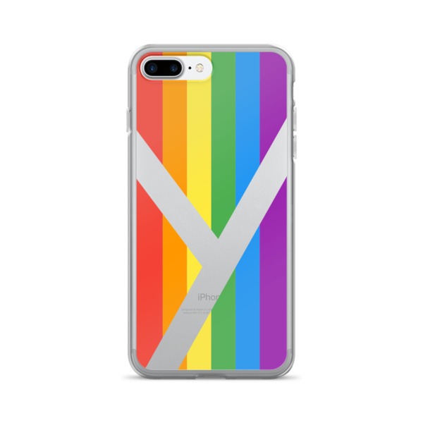 Iphone 7 7 Plus Rainbow Y Logo Case The Yaoi Store